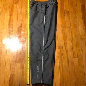 Nike Track Pants Nylon Vintage style Pockets Large